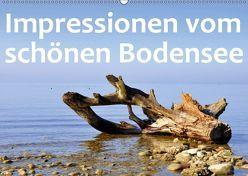 Impressionen vom schönen Bodensee (Wandkalender 2019 DIN A2 quer) von GUGIGEI