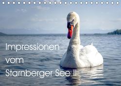 Impressionen vom Starnberger See II (Tischkalender 2019 DIN A5 quer) von Marufke,  Thomas