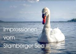 Impressionen vom Starnberger See II (Wandkalender 2019 DIN A2 quer) von Marufke,  Thomas