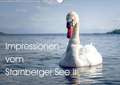 Impressionen vom Starnberger See II (Wandkalender 2020 DIN A3 quer) von Marufke,  Thomas