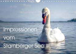 Impressionen vom Starnberger See II (Wandkalender 2020 DIN A4 quer) von Marufke,  Thomas