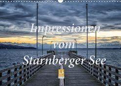 Impressionen vom Starnberger See (Wandkalender 2019 DIN A3 quer) von Marufke,  Thomas