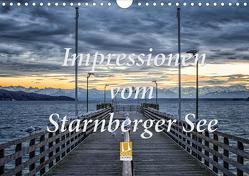 Impressionen vom Starnberger See (Wandkalender 2021 DIN A4 quer) von Marufke,  Thomas