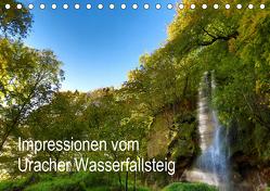 Impressionen vom Uracher Wasserfallsteig (Tischkalender 2019 DIN A5 quer) von Krisma