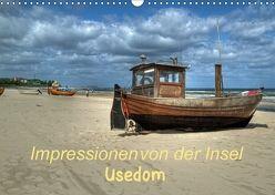 Impressionen von der Insel Usedom (Wandkalender 2018 DIN A3 quer) von Hoschie-Media,  k.A.
