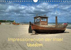 Impressionen von der Insel Usedom (Wandkalender 2019 DIN A4 quer) von Hoschie-Media