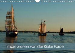 Impressionen von der Kieler Förde (Wandkalender 2018 DIN A4 quer) von Schlüfter,  Elken
