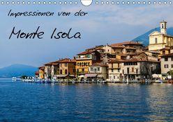 Impressionen von der Monte Isola (Wandkalender 2019 DIN A4 quer) von Hampe,  Gabi