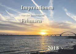 Impressionen von der Sonneninsel Fehmarn – Fotokalender 2018 von Forsbach,  Beate