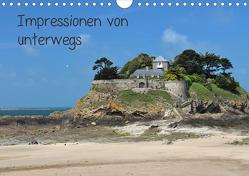 Impressionen von unterwegs (Wandkalender 2020 DIN A4 quer) von Zühlke,  Nina