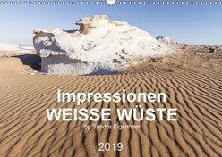 Impressionen – Weiße Wüste (Wandkalender 2019 DIN A3 quer) von Eigenheer,  Sandra