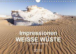 Impressionen – Weiße Wüste (Wandkalender 2019 DIN A4 quer) von Eigenheer,  Sandra