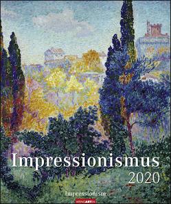 Impressionismus Kalender 2020 von Weingarten