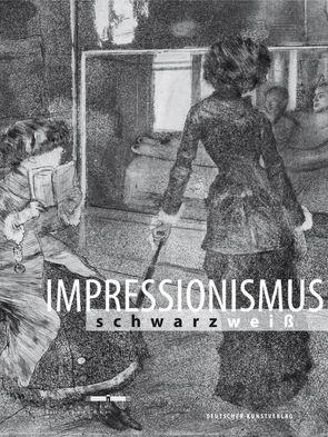 Impressionismus schwarz/weiss von Kirchberger,  Nico