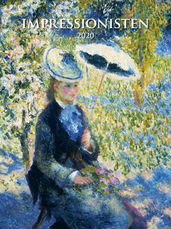 Impressionisten 2020 – Impressionists – Bildkalender (42 x 56) – Kunstkalender – Wandkalender – Malerei von ALPHA EDITION