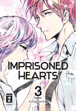 Imprisoned Hearts 03 von Peter,  Claudia, Suruga,  Hikaru