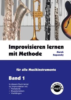 Improvisieren lernen mit Methode von Kopansky,  Marek