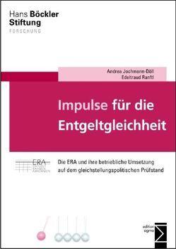 Impulse für die Entgeltgleichheit von Jochmann-Döll,  Andrea, Ranftl,  Edeltraud
