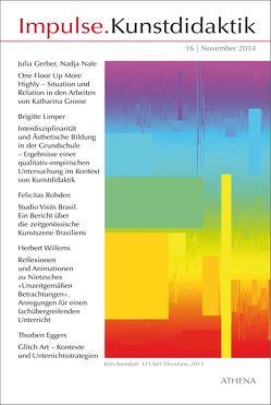 Impulse.Kunstdidaktik / Impulse.Kunstdidaktik von Eggers,  Thorben, Gerber,  Julia, Limper,  Brigitte, Nafe,  Nadja, Rohden,  Felicitas, Willems,  Herbert