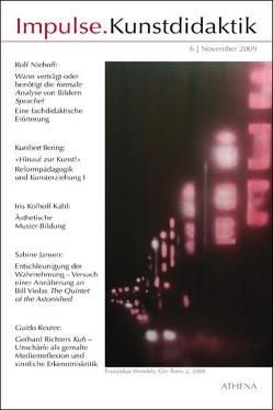 Impulse.Kunstdidaktik / Impulse.Kunstdidaktik von Bering,  Kunibert, Jansen,  Sabine, Kolhoff-Kahl,  Iris, Niehoff,  Rolf, Reuter,  Guido