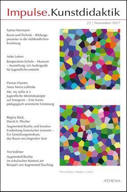 Impulse.Kunstdidaktik / Impulse.Kunstdidaktik 22 von Bäck,  Regina, Bering,  Kunibert, Hareter,  Florian, Herrmann,  Fatma, Loffredo,  Anna-Maria, Lohrer,  Anke, Niehoff,  Rolf, Plecher,  David A., Vollmer,  Tim
