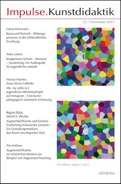 Impulse.Kunstdidaktik 22 von Bering,  Kunibert, Hareter,  Florian, Herrmann,  Fatma, Loffredo,  Anna-Maria, Lohrer,  Anke, Niehoff,  Rolf
