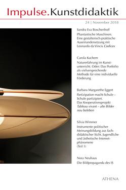 Impulse.Kunstdidaktik / Impulse.Kunstdidaktik 24 von Bering,  Kunibert, Boschenhoff,  Sandra Eva, Eggert,  Barbara Margarethe, Kuchem,  Carola, Neuhaus,  Nora, Niehoff,  Rolf, Wimmer,  Silvia