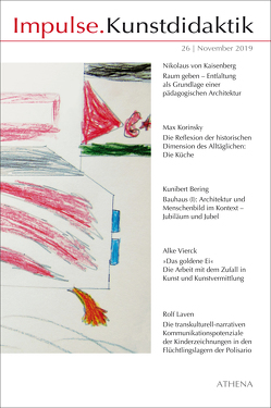 Impulse.Kunstdidaktik / Impulse.Kunstdidaktik 26 von Bering,  Kunibert, Korinsky,  Max, Laven,  Rolf, Niehoff,  Rolf, Vierck,  Alke, von Kaisenberg,  Nikolaus