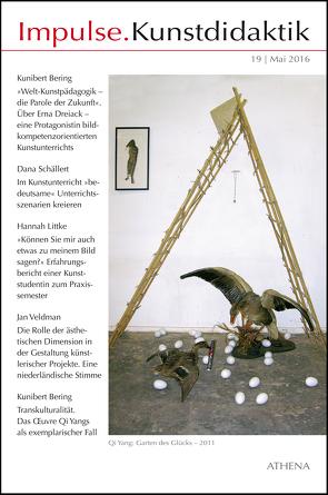 Impulse.Kunstdidaktik / Impulse.Kunstdidaktik von Bering,  Kunibert, Littke,  Hannah, Niehoff,  Rolf, Schällert,  Dana, Veldman,  Jan