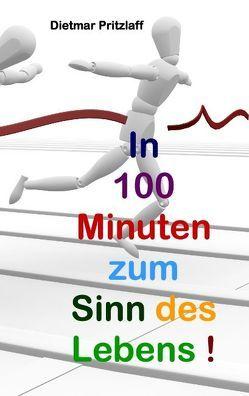 In 100 Minuten zum Sinn des Lebens! von Pritzlaff,  Dietmar