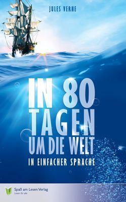 In 80 Tagen um die Welt von Bettina,  Stoll, Verne,  Jules
