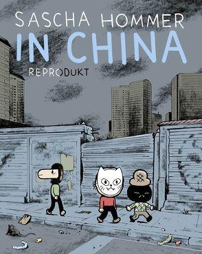 In China von Hommer,  Sascha