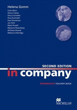 in company second Edition von Powell,  Mark