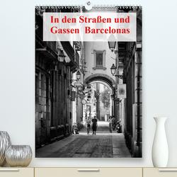 In den Straßen und Gassen Barcelonas (Premium, hochwertiger DIN A2 Wandkalender 2020, Kunstdruck in Hochglanz) von Klesse,  Andreas