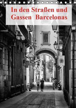 In den Straßen und Gassen Barcelonas (Tischkalender 2019 DIN A5 hoch) von Klesse,  Andreas