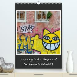 In den Straßen und Gassen von Lissabon 2020 (Premium, hochwertiger DIN A2 Wandkalender 2020, Kunstdruck in Hochglanz) von Heinemann,  Holger