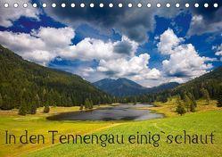In den Tennengau einig`schautAT-Version (Tischkalender 2019 DIN A5 quer) von Kramer,  Christa