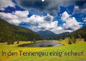 In den Tennengau einig`schautAT-Version (Wandkalender 2018 DIN A2 quer) von Kramer,  Christa