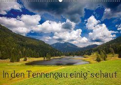 In den Tennengau einig`schautAT-Version (Wandkalender 2019 DIN A2 quer) von Kramer,  Christa