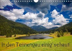 In den Tennengau einig`schautAT-Version (Wandkalender 2019 DIN A4 quer) von Kramer,  Christa
