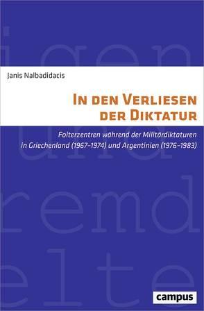 In den Verliesen der Diktatur von Nalbadidacis,  Janis