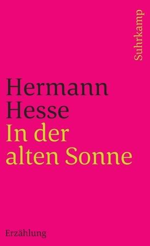In der alten Sonne von Hesse,  Hermann