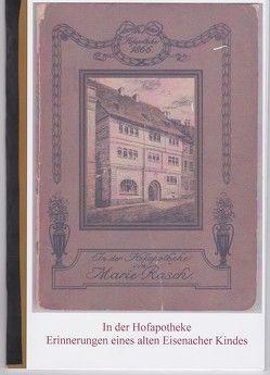 In der Hofapotheke von Demmler-Lorenz,  Gabriele, Rasch,  Marie