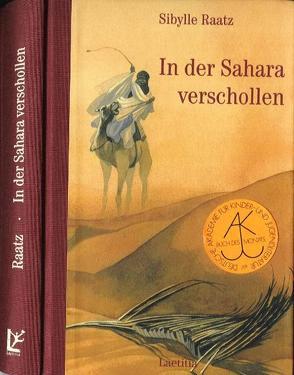 In der Sahara verschollen von Eisenburger,  Doris, Raatz,  Sibylle