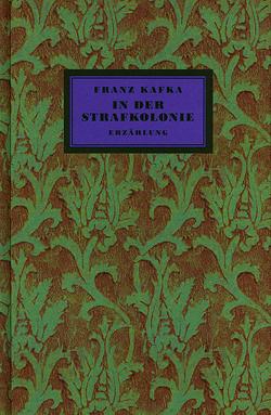 In der Strafkolonie von Kafka,  Franz, Reuss,  Roland