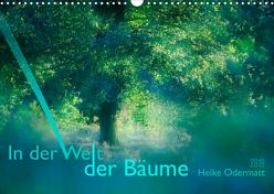 In der Welt der Bäume (Wandkalender 2019 DIN A3 quer) von Odermatt,  Heike