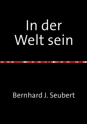 In der Welt sein von Seubert,  Bernhard