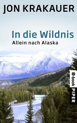 In die Wildnis von Krakauer,  Jon, Steeger,  Stephan