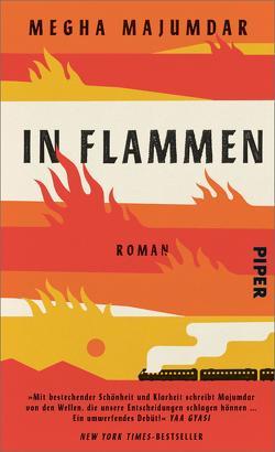 In Flammen von Eglinger,  Yvonne, Majumdar,  Megha