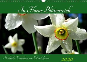 In Floras Blütenreich (Wandkalender 2020 DIN A3 quer) von Art/D. K. Benkwitz,  Capitana
